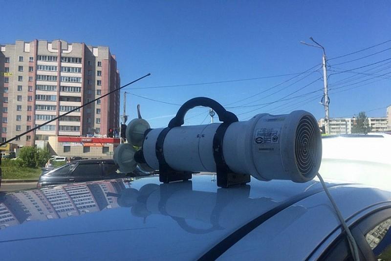 На кировских перекрёстках контролируют качество атмосферного воздуха