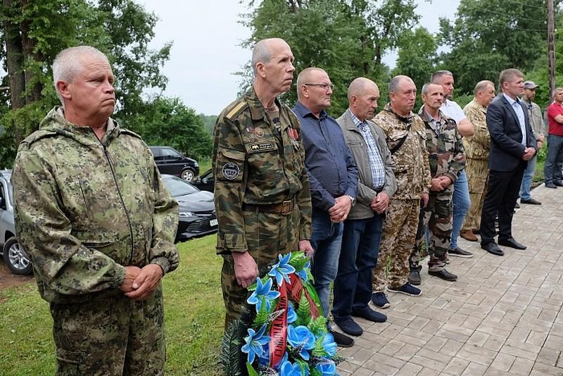 В Кирове и Орлове открыты памятные бюсты героям 6 роты