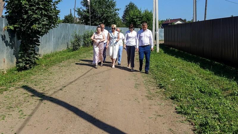 Дорога на деревню Бобыли будет отремонтирована