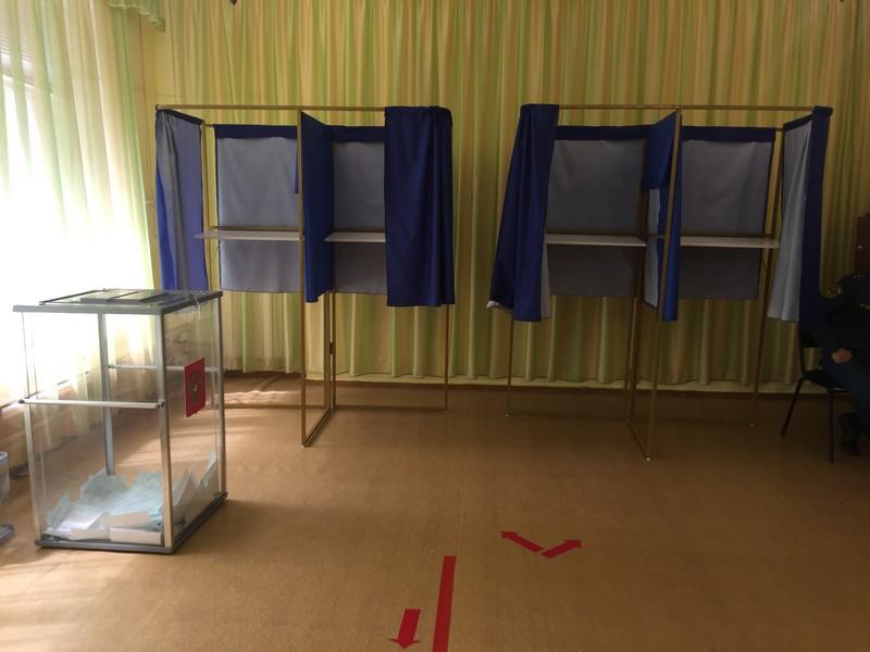 golosovanie v kirovo chepetske4 В Кировской области подведены окончательные итоги выборов-2021