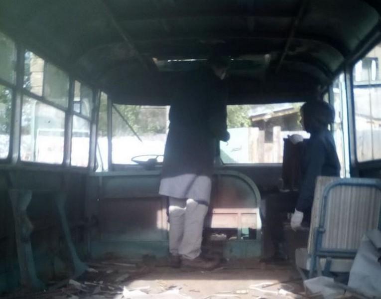 Кировчанин откроет музей СССР в старом автобусе (+ВИДЕО)