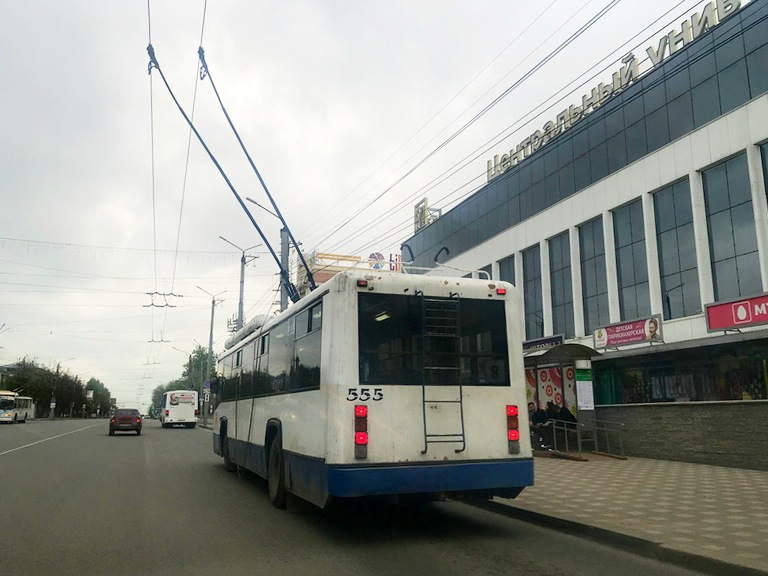 trolleybus 8 tsum Кировские специалисты модернизируют пересадочные проездные