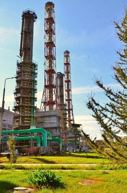 В филиале «КЧХК» начали модернизацию агрегата азотной кислоты