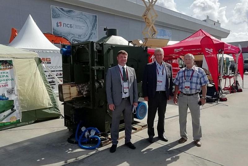 3 предприятия Кировской области участвуют в международном военно-техническом форуме