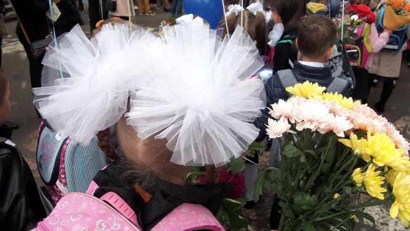 lineyki pervoklassniki Стало известно, в каком формате начнётся новый учебный год в Кирове