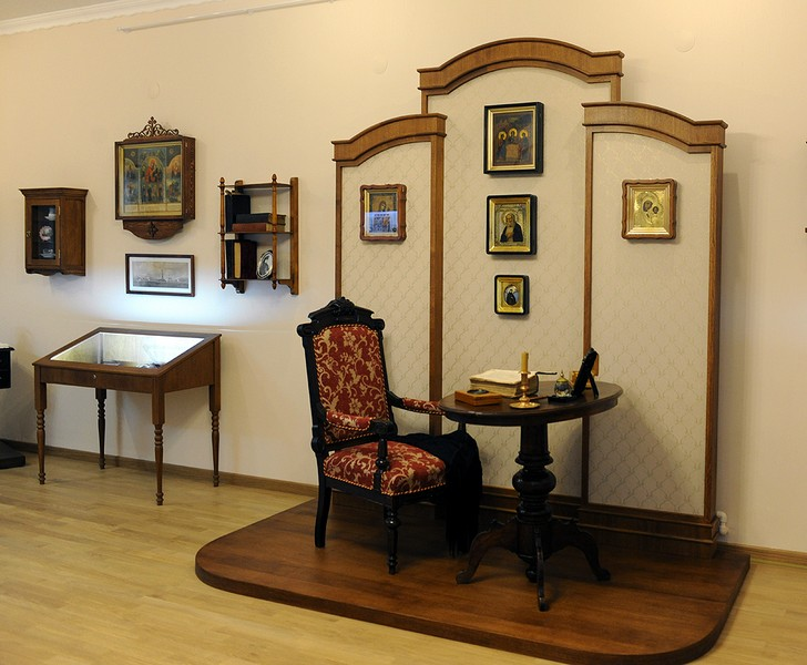 В Кирове на территории женского монастыря открылся музей (+ФОТО)