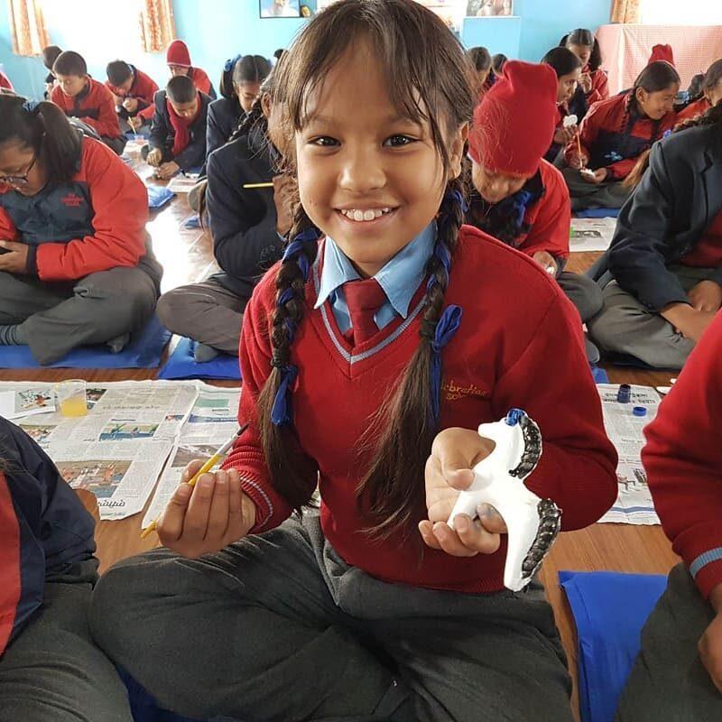nepal Жителей Непала познакомили с кировским промыслом