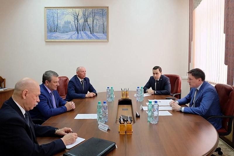 Подписано соглашение о сотрудничестве между правительством Кировской области и ДОСААФ России
