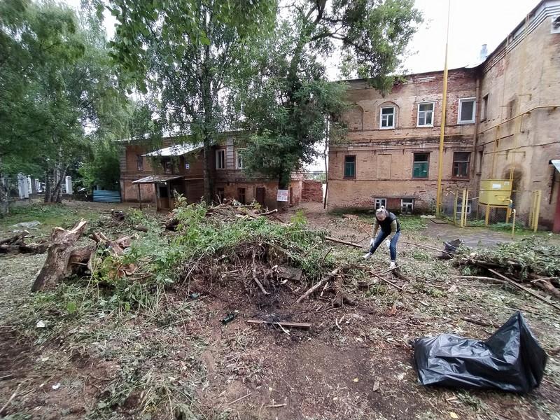 В Кирове открыли смотровую площадку (+ФОТО)