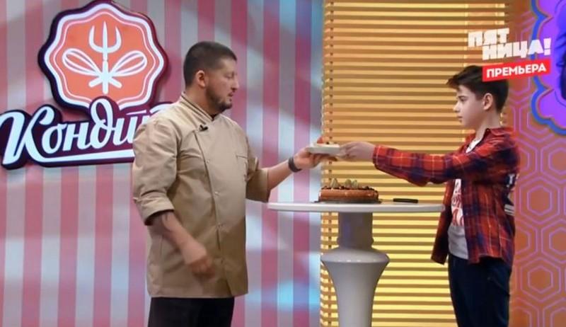 Юный кировчанин отправился в реалити-шоу «Кондитер»