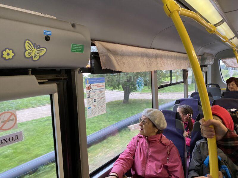 В Кировской области на некоторых автобусах запустили аудиоэкскурсии