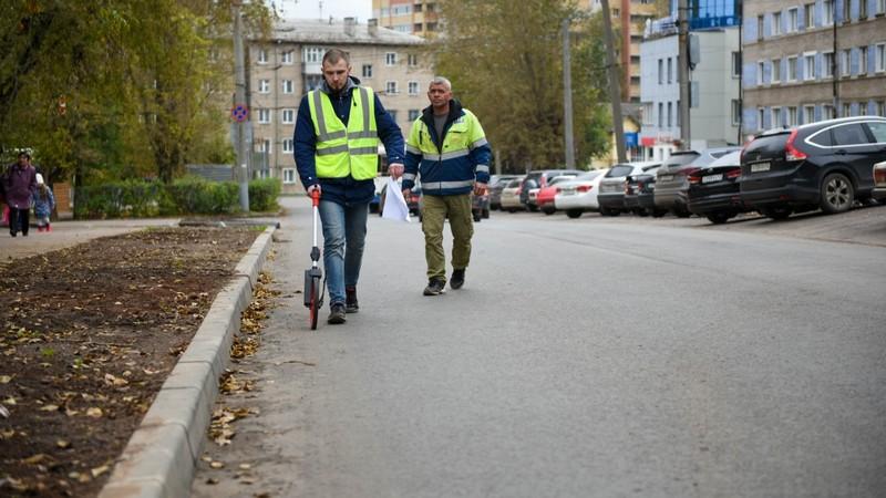 В Кирове отремонтировали улицу Чапаева