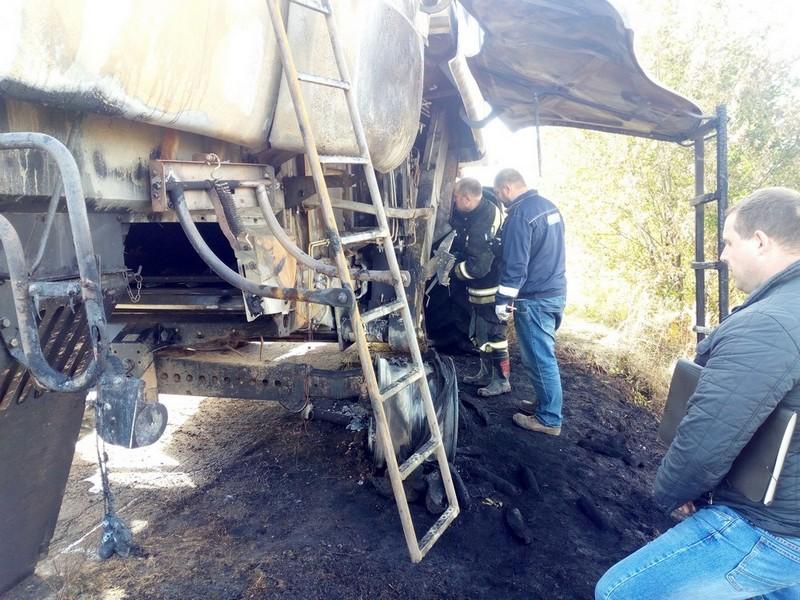 В Кировской области произошло ЧП с сельскохозяйственной техникой