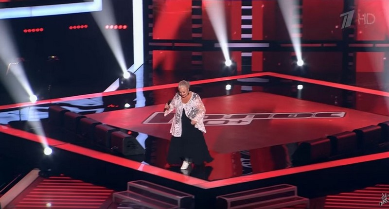 В шоу «Голос 60+» на Первом канале выступила певица из Кирова (+ВИДЕО)