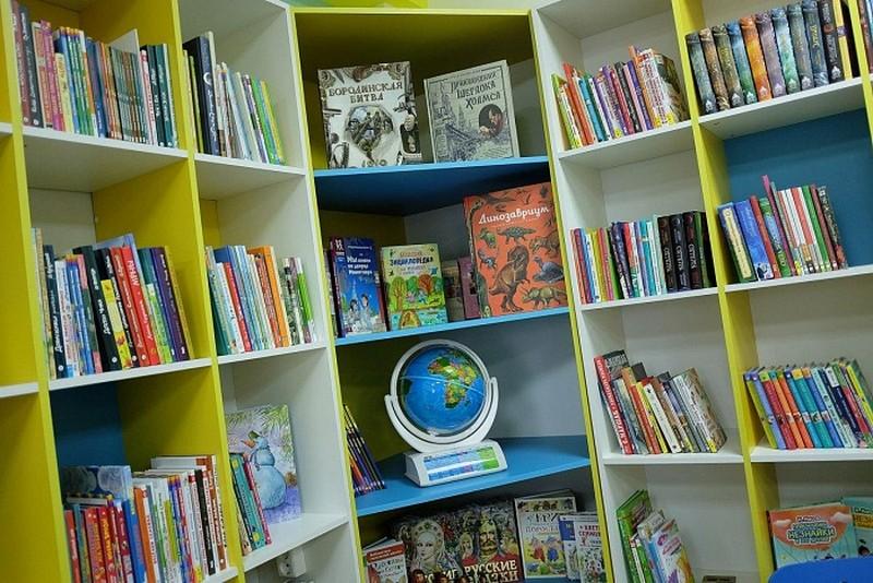 В Кировской области открыта библиотека нового поколения
