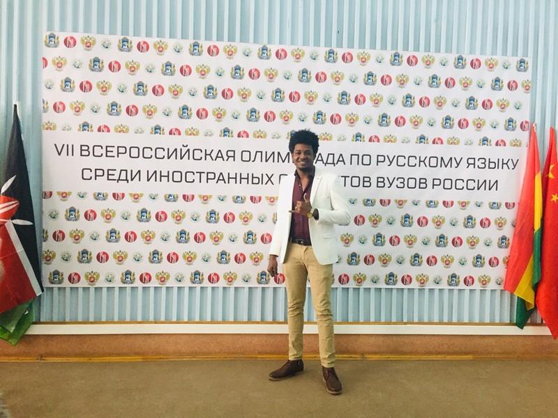 Кировский студент стал ведущим на телевидении