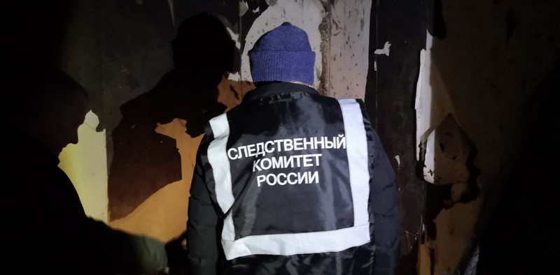 В Кировской области задержана мать 4 погибших в огне детей