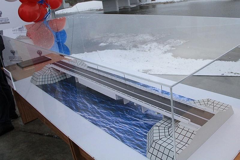 Мост через Каму в Афанасьево отремонтирован досрочно