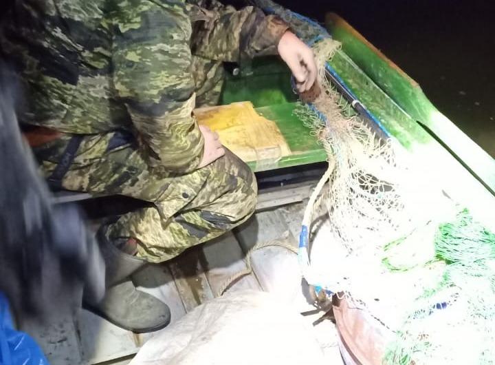 За незаконную рыбалку жителю Кировской области грозит до 2 лет лишения свободы