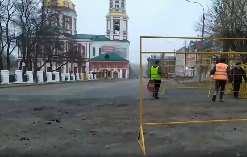 kazanskaya3 В Кирове наконец-то открыли для проезда улицу Казанскую