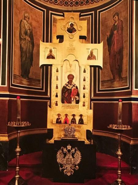 В Кировской области пройдёт чин освящения Креста Голгофы