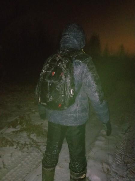 Из-за ледяного дождя город превратился в каток (+ФОТО)