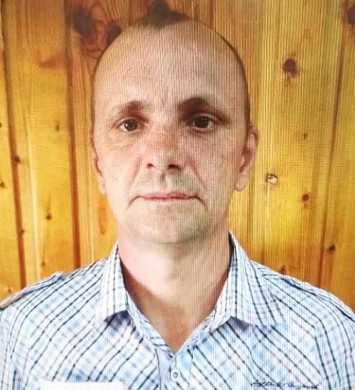 В Кировской области разыскивается мужчина без 2 пальцев
