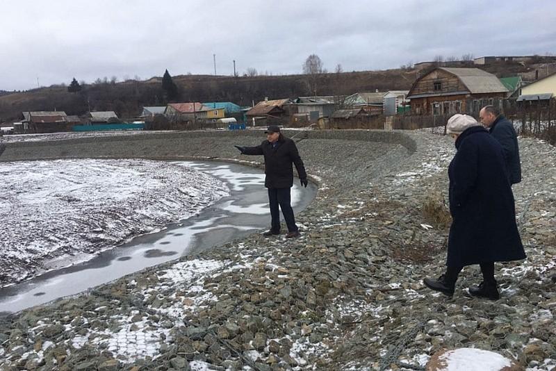 В Кировской области предотвращён возможный ущерб от реки