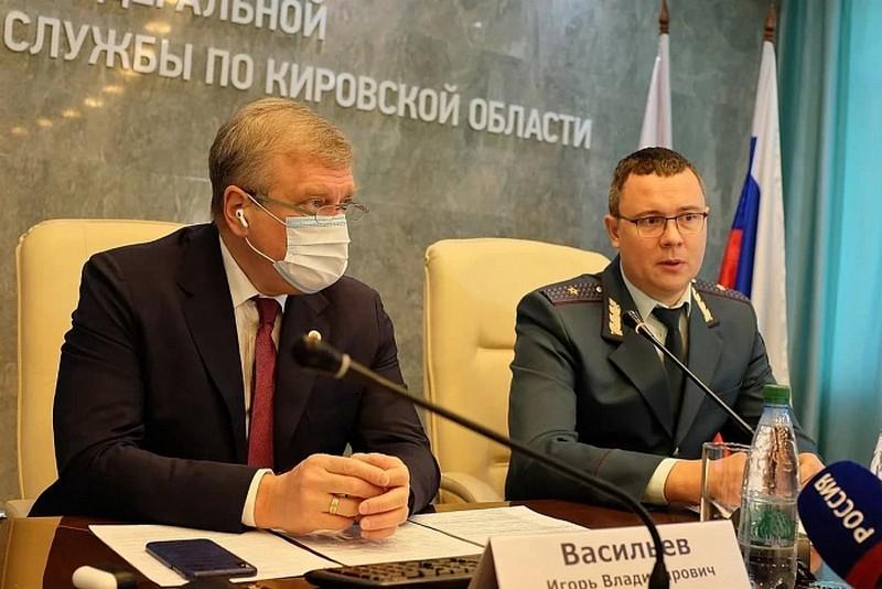 Губернатор Кировской области заплатил налоги