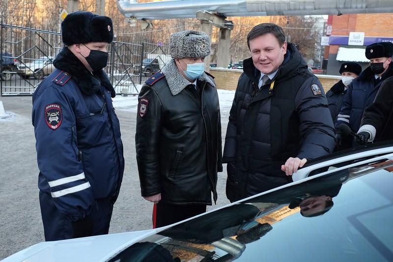 Когда 13 – счастливое число: ГИБДД Кировской области выдали новые авто