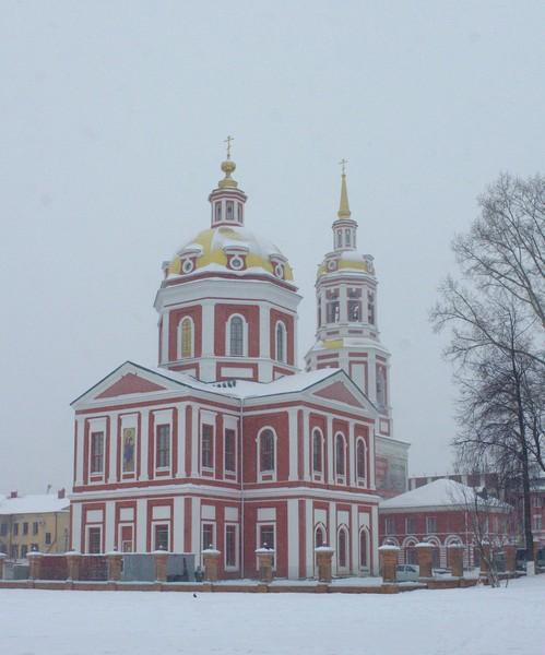 Вятская епархия приглашает на виртуальную экскурсию по заснеженным святыням
