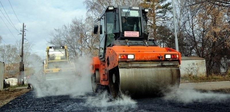 remont dorog Хорошую реализацию нацпроектов в Кировской области отметили на федеральном уровне