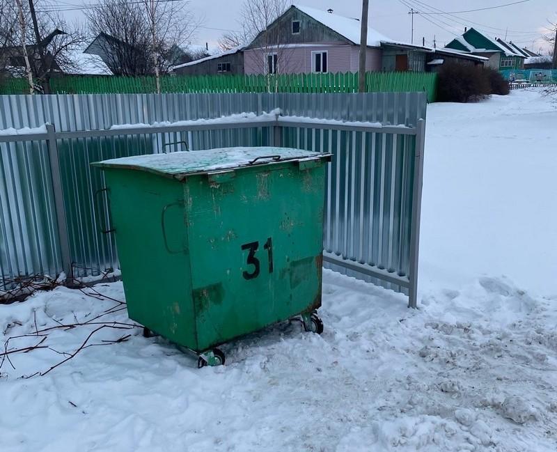 Жители Кировской области выкладывают в соцсети снимки чистых контейнеров (+ФОТО)