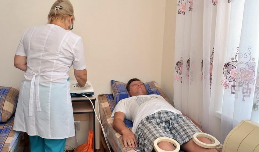 sanatoriy s lecheniem sustavov 1063x625 67e Лечение суставов в санатории Танжер