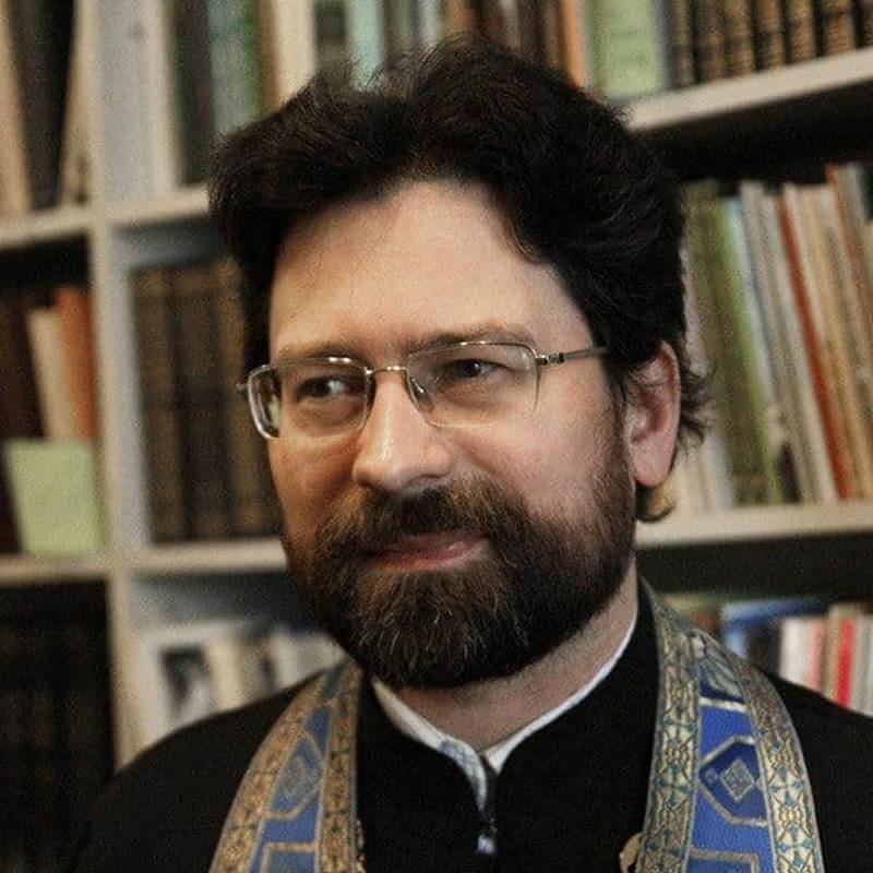 Pyotr Mashkovtsev Настоятель Спасского собора иерей Пётр Машковцев