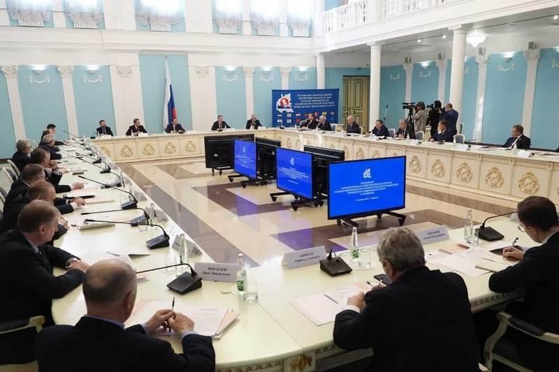 zasedanie Игорь Комаров: Рост производительности труда позволит повысить благосостояние людей