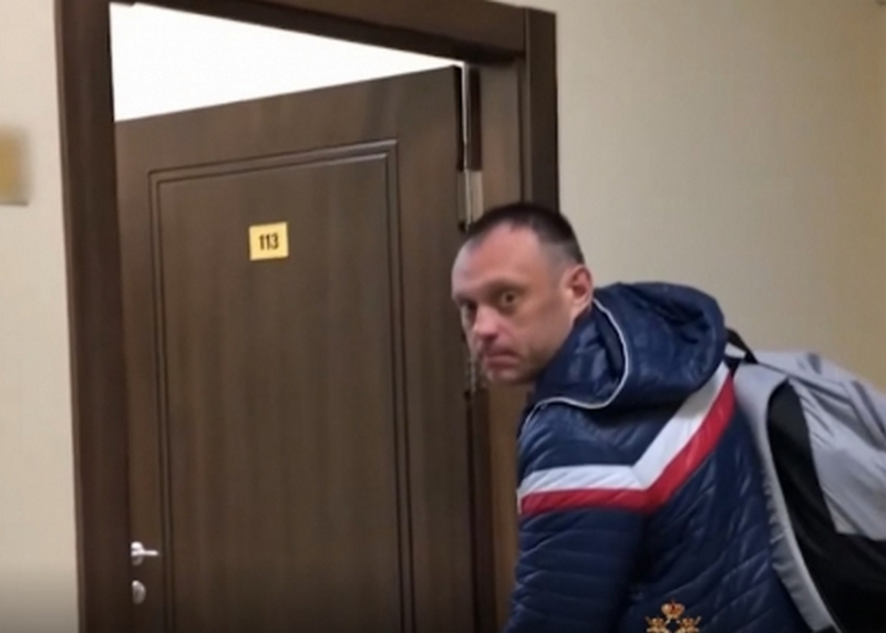 Dmitriy Nikulin Бывший депутат гордумы Дмитрий Никулин получил срок