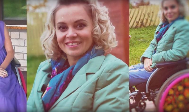 Жительница Кировской области участвует в конкурсе красоты среди девушек в инвалидных креслах