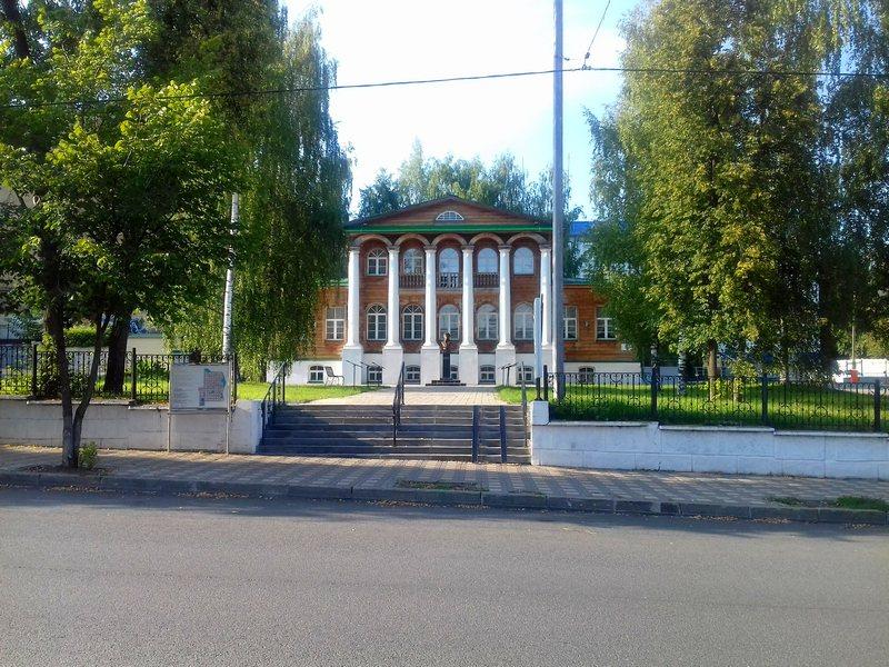 Kirov dom Vitberga Дом Витберга признан объектом культурного наследия федерального значения