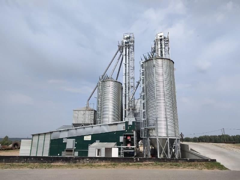 Sredneivkino agrohoyazyaystvo В Среднеивкино строится новая ферма