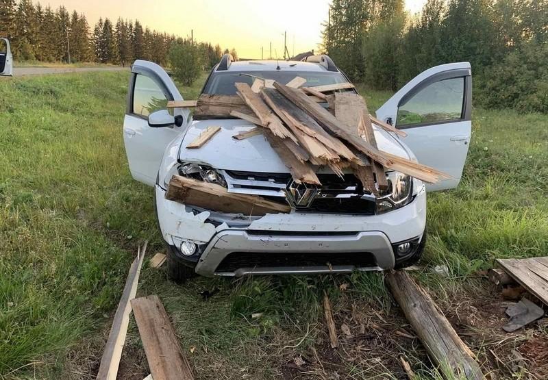 Выходные в Кировской области принесли много битых машин