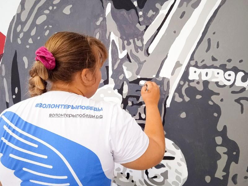 В Кирове появились фрески, посвящённые спортсменам (+ФОТО)