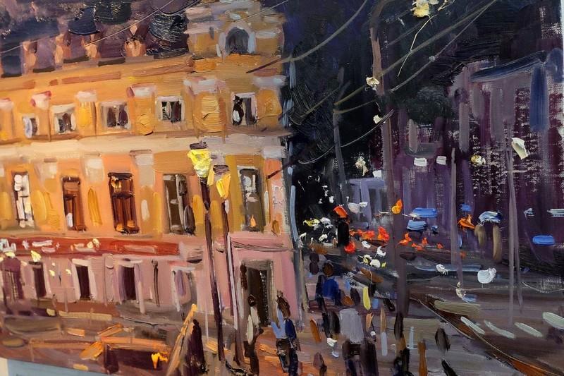 kartina1 Выбран лучший художник Всероссийского Васнецовского пленэра-2021