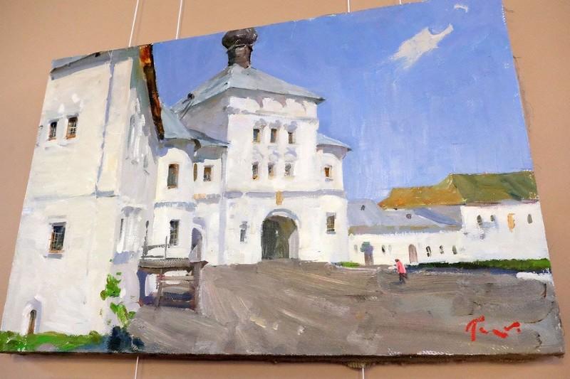 kartina2 Выбран лучший художник Всероссийского Васнецовского пленэра-2021