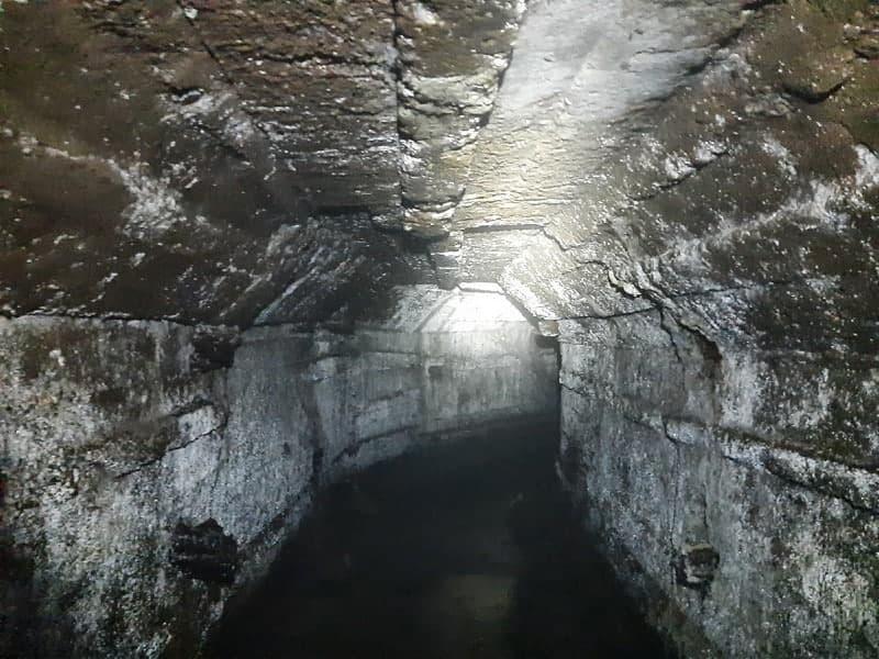 podzemele В Кировской области найден самый мрачный подземный ход