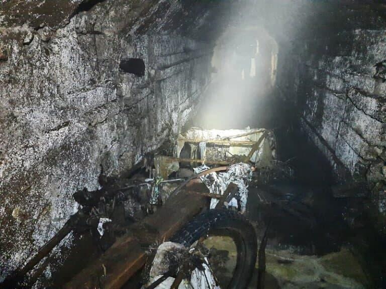 В Кировской области найден самый мрачный подземный ход