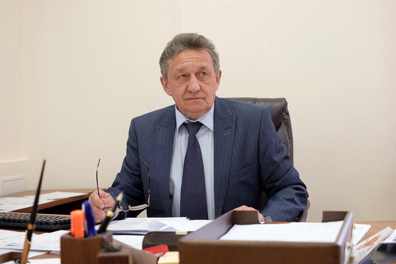 sysolyatin В Москве утвердили в должности Владимира Сысолятина
