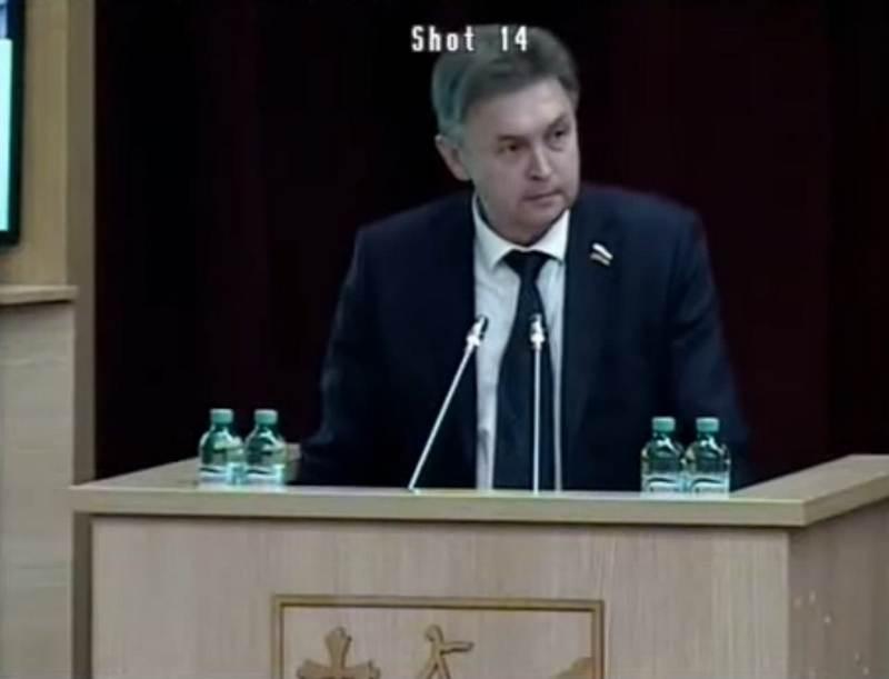 Beresnev Заксобрание Кировской области обрело главу
