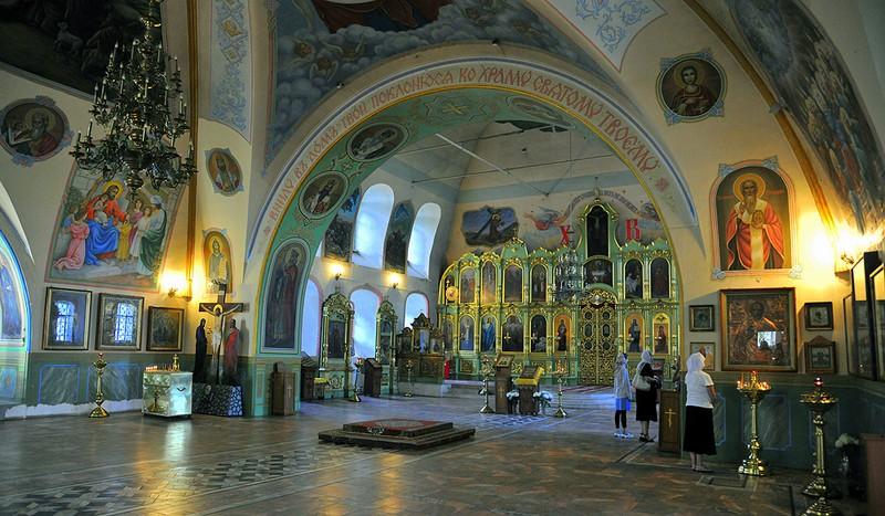 Мощи святого Пантелеимона отправлены в Слободской