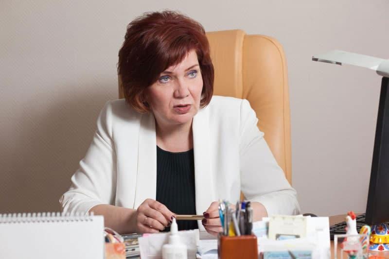 Elena Savina Елена Савина снова стала главой Кирово-Чепецка
